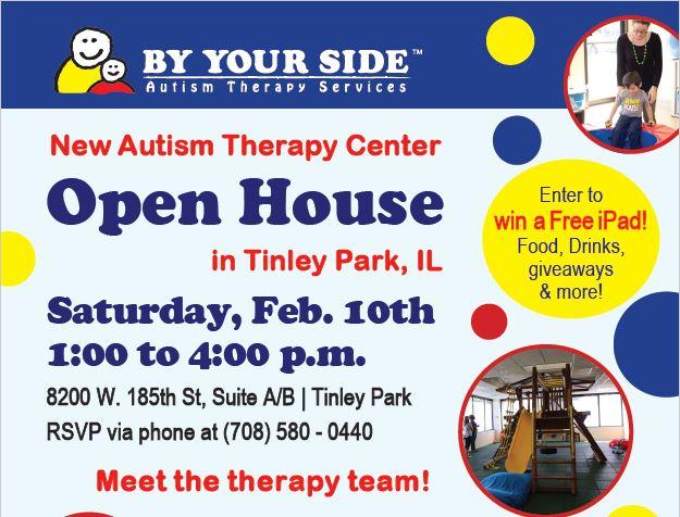 TP Open House