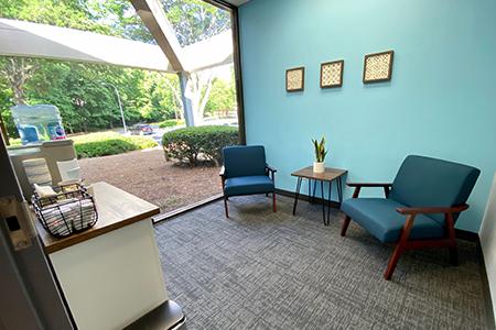 Norcross Parent Waiting Room