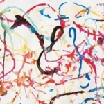 Aritistic String Painting
